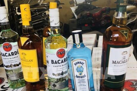 Tiêu hủy hơn 60 loại hàng lậu tại Lạng Sơn