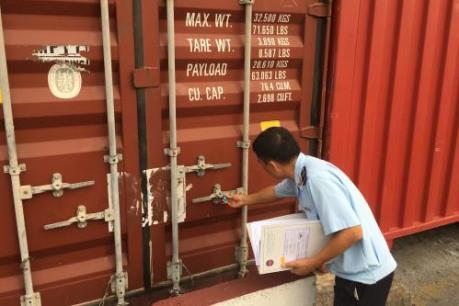 Hướng xử lý với container phế liệu tồn đọng