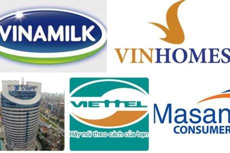 Forbes Việt Nam công bố 40 thương hiệu giá trị nhất Việt Nam