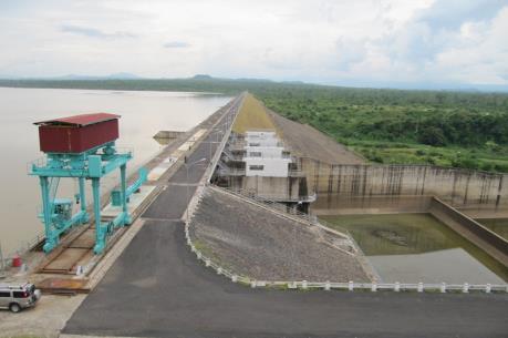 Cảnh báo an toàn hồ đập tại Lâm Đồng