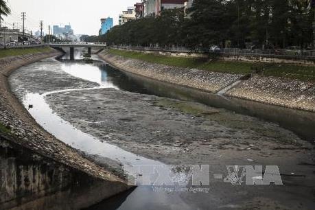 Xử lý ô nhiễm môi trường trên lưu vực sông Nhuệ-sông Đáy, sông Tô Lịch