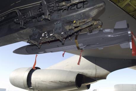 """Quân đội Mỹ thử nghiệm thành công máy bay """"chim mồi"""" thế hệ mới"""