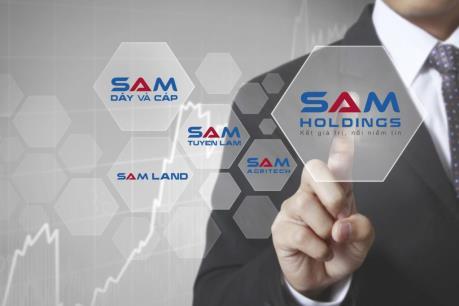 Tổng giám đốc SAM Holdings muốn bán hơn 15 triệu cp SAM