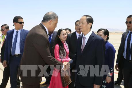 Triển vọng mới trong hợp tác giữa Việt Nam và Ai Cập