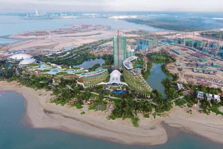 Người nước ngoài không được mua nhà tại dự án đô thị sinh thái ở Malaysia