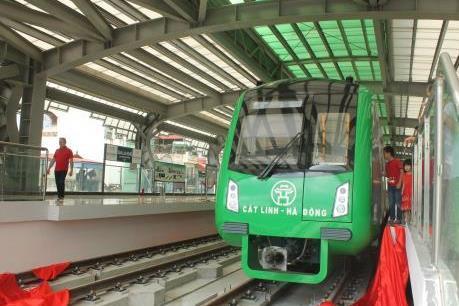Yêu cầu chấn chỉnh hoạt động của Tổng thầu dự án đường sắt Cát Linh - Hà Đông