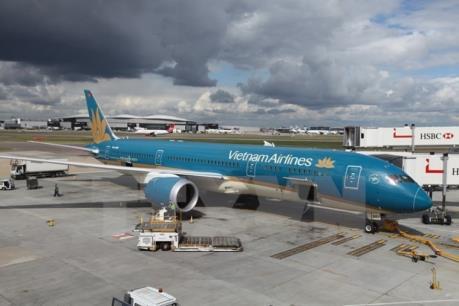 Vietnam Airlines tăng chuyến đến Jakarta phục vụ cổ vũ Olympic Việt Nam