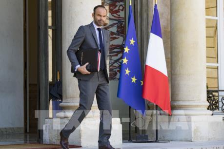 Pháp lên phương án dự phòng cho kịch bản Brexit không thỏa thuận