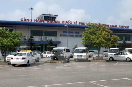 Cảng Hàng không quốc tế Phú Bài phải giải phóng mặt bằng xong trong quý I/2019