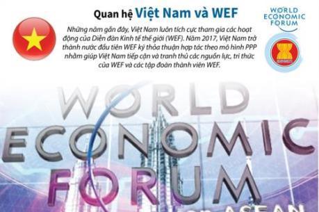 Quan hệ Việt Nam và WEF