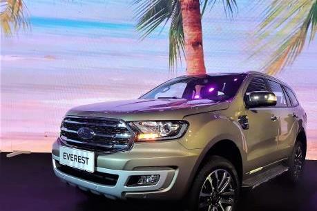 Ford Việt Nam công bố giá bán đầy đủ Everest Mới và Ranger