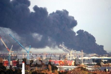 Thành phố Melbourne bị khói độc bao trùm