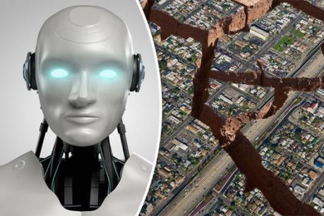 Ứng dụng công nghệ AI để dự báo dư chấn động đất