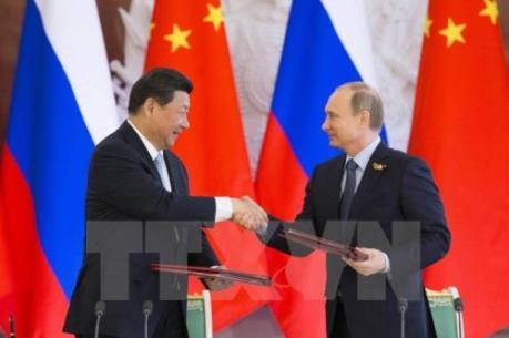 Phân tích sự dịch chuyển trong quan hệ hợp tác giữa Nga và Trung Quốc