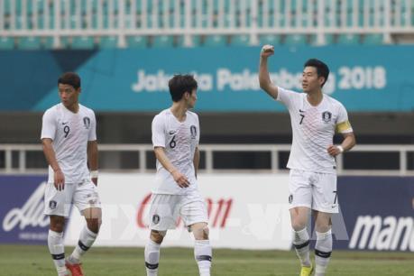 Olympic Nhật Bản và Hàn Quốc quyết chiến trong trận chung kết