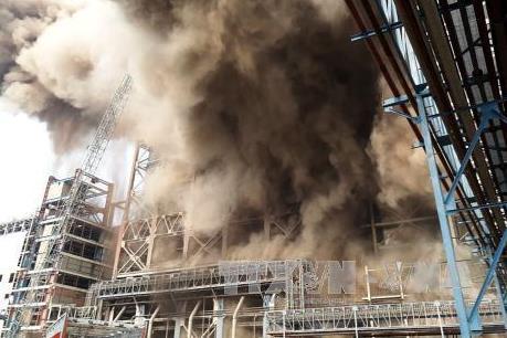 Hàng chục người thương vong và mất tích sau vụ nổ tại nhà máy quốc phòng Nga