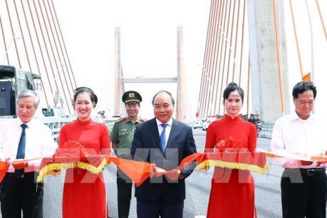 Chính thức thông xe tuyến cao tốc Hạ Long - Hải Phòng