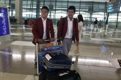 Vietnam Airlines hé lộ nghi thức đón đội tuyển bóng đá Olympic