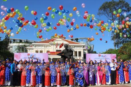 Tp Hồ Chí Minh tổ chức lễ cưới tập thể cho 100 đôi thanh niên công nhân