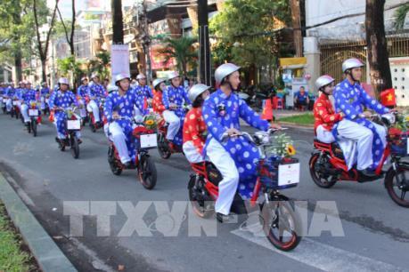Tp Hồ Chí Minh tổ chức lễ cưới tập thể cho 100 cặp đôi
