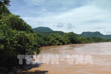 Sông, suối ở Lào Cai đồng loạt xuất hiện một đợt lũ