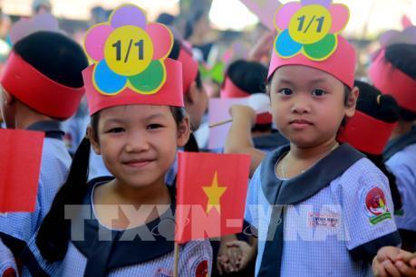Tưng bừng Lễ Khai giảng năm học mới 2018-2019