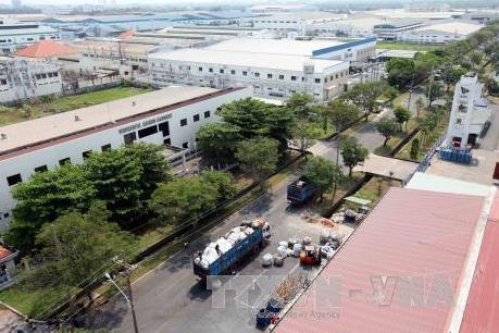Làn sóng mới cho bất động sản khu công nghiệp