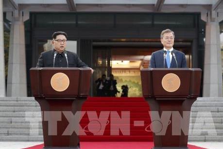 Sắp diễn ra cuộc gặp thượng đỉnh liên Triều