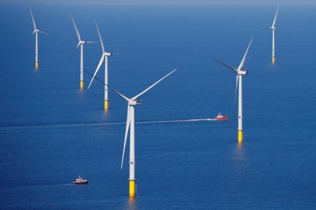 Anh đưa vào khai thác nhà máy điện gió biển lớn nhất thế giới