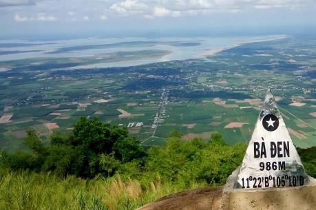 Thủ tướng phê duyệt quy hoạch chung xây dựng Khu du lịch quốc gia Núi Bà Đen
