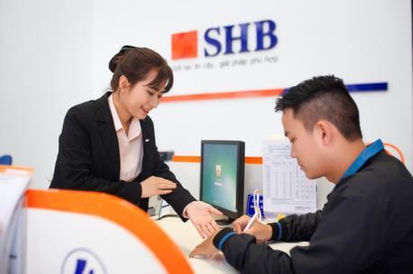 Lãi suất tiền gửi tiết kiệm bằng VNĐ tại SHB