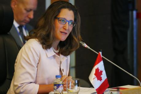 Canada và Mỹ tiếp tục đàm phán về NAFTA