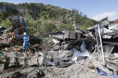 Động đất tại Nhật Bản: Số thương vong tăng lên khoảng 400 người