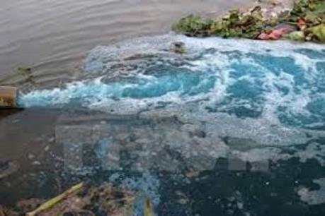 Hưng Yên: Doanh nghiệp bị phạt hàng trăm triệu đồng vẫn tái phạm xả thải
