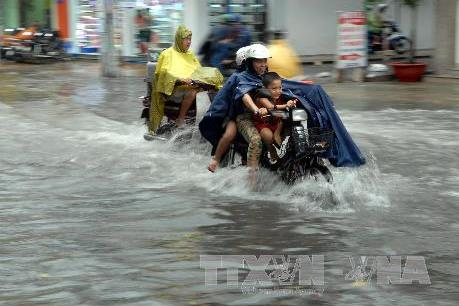 Dự báo thời tiết: Cảnh báo khả năng mưa to tại Nam Bộ