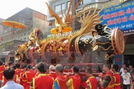Bổ sung thêm 8 di sản văn hóa phi vật thể quốc gia