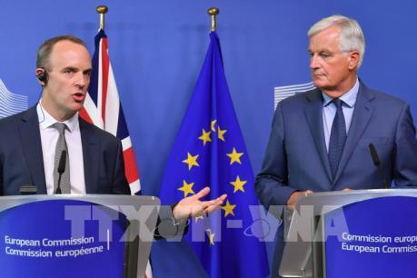 """EU có thể đạt được một """"thỏa thuận ly hôn"""" với Anh"""