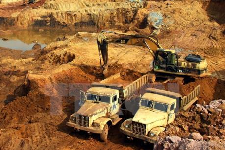 Việt Nam triển khai dự án khai thác mỏ lớn nhất tại Lào