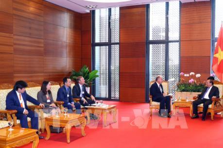 Thủ tướng tiếp Chủ tịch kiêm Tổng Giám đốc Tập đoàn GE Global