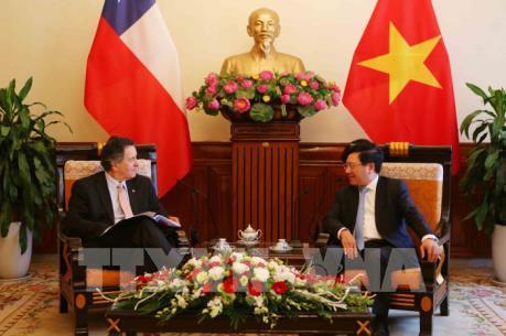 WEF ASEAN 2018: Chile đánh giá cao chủ đề Hội nghị tại Việt Nam