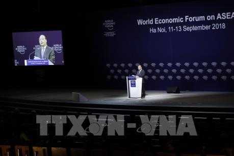 WEF ASEAN 2018: Việt Nam có thuận lợi để thúc đẩy đổi mới sáng tạo