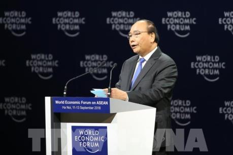 WEF ASEAN 2018: Phát biểu của Thủ tướng tại phiên khai mạc WEF ASEAN 2018