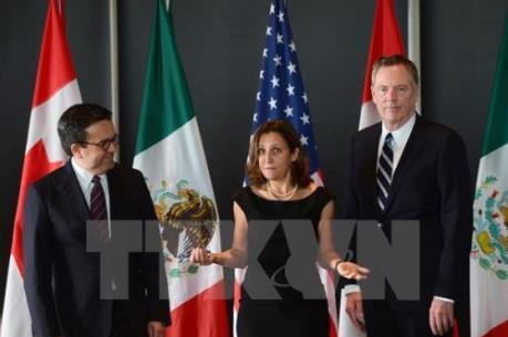 Canada mắc kẹt trong đàm phán NAFTA