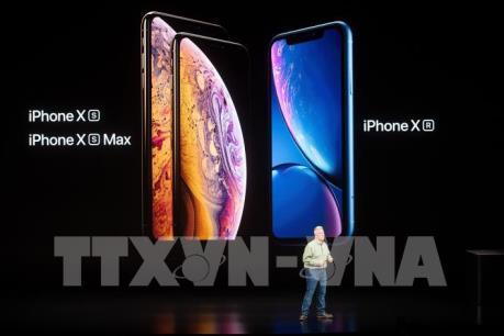 Apple chính thức ra mắt phiên bản iPhone XS và iPhone XS Max