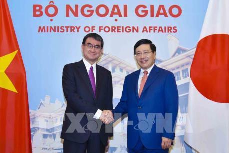 Việt Nam, Nhật Bản nhất trí phối hợp chặt chẽ sớm đưa CPTPP vào thực thi