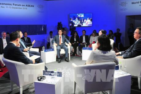 WEF ASEAN 2018: Việt Nam có cơ hội từ cách mạng 4.0