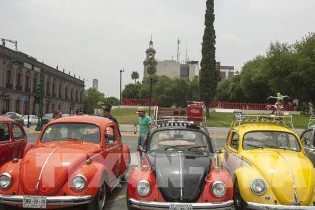 Volkswagen sẽ dừng sản xuất dòng xe Beetle