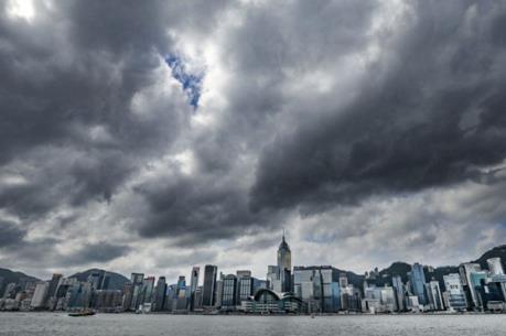"""Mangkhut trở thành """"Vua bão"""" mạnh nhất đổ bộ Hong Kong (Trung Quốc)"""