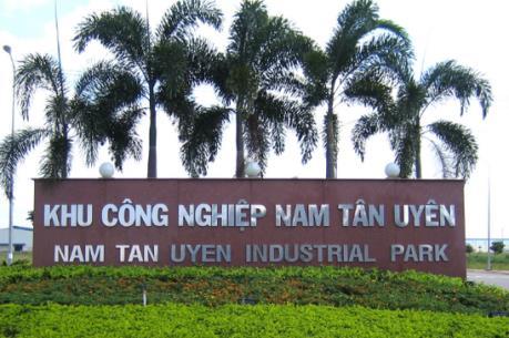 Xây dựng hệ thống hạ tầng kỹ thuật KCN Nam Tân Uyên mở rộng