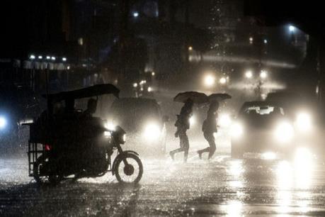 Philippines dự kiến đón siêu bão Mangkhut trong đêm nay